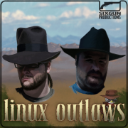 linux outlaws cover art